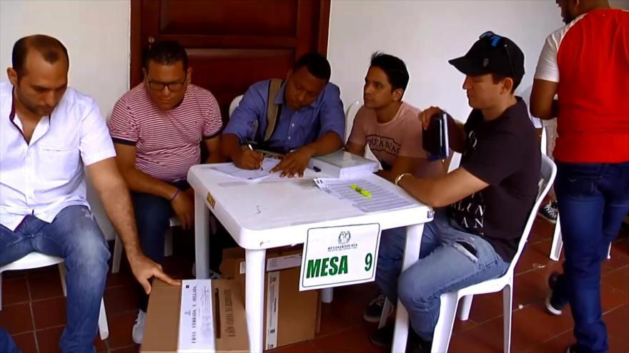 Consulta anticorrupción perdió la contienda electoral en Colombia