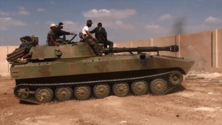 Ejército de Siria se prepara para rescatar a Idlib