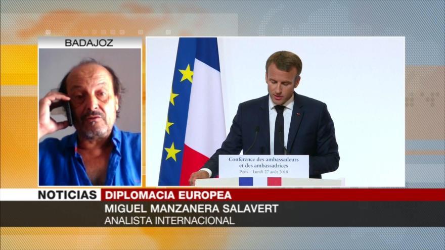 Salavert: Europa empieza a tener política de defensa propia