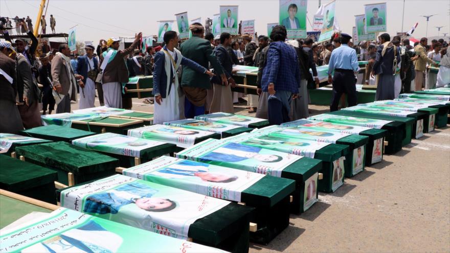 ONU exige juicio contra Riad por matanza de niños yemeníes