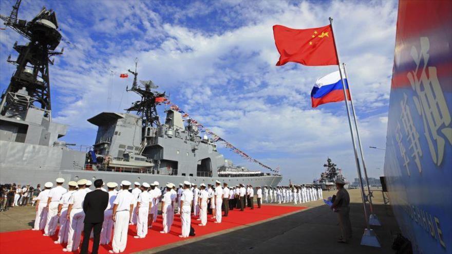 Rusia y China apuestan por profundizar relaciones militares