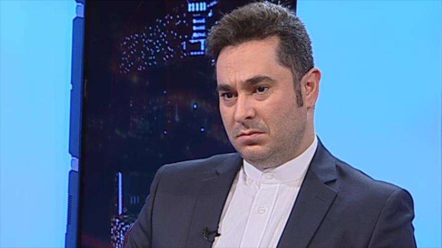 Ejarehdar: Bloqueo de HispanTV, un intento por callar la voz de la verdad
