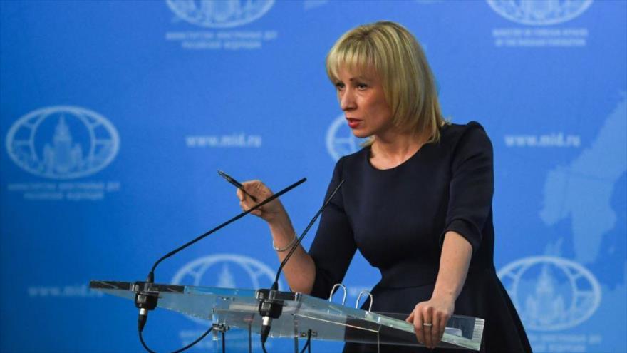 Rusia revela motivo de nuevas sanciones de EEUU por el caso Skripal