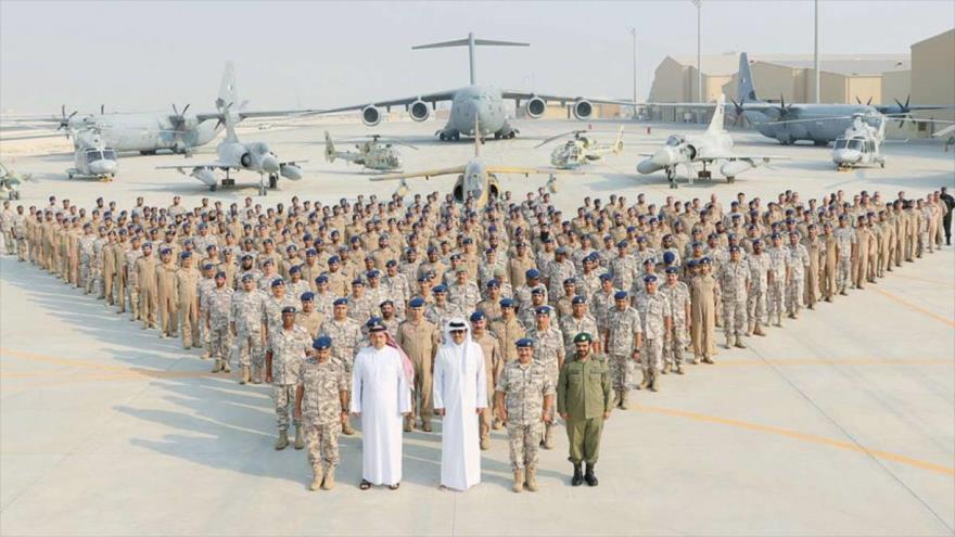 Catar ampliará la mayor base militar de EEUU en el Oriente Medio