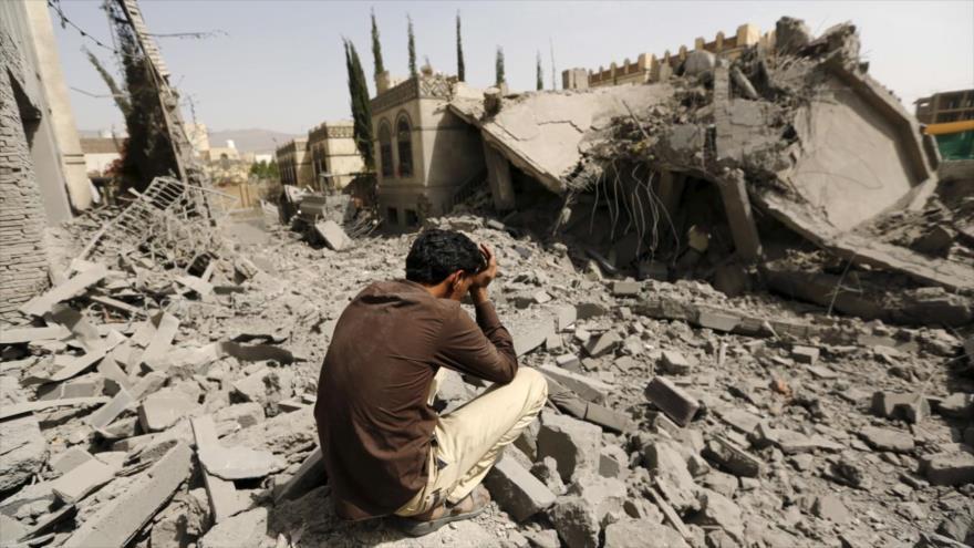 ONU denuncia crímenes de guerra en ataques saudíes contra Yemen