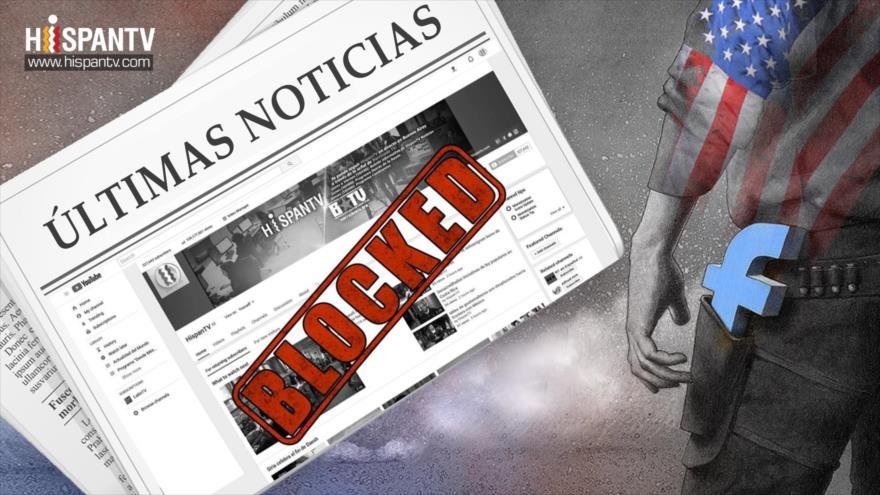 Guerra psicológica imperialista contra Irán se traslada a redes sociales