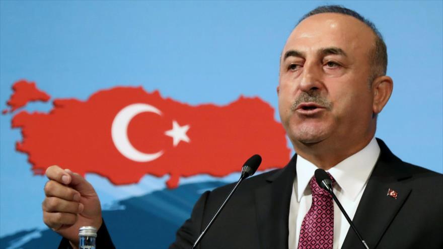 Turquía a EEUU: Deje el lenguaje amenazante, si no, responderemos