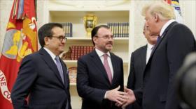 Videgaray: Ningún presidente mexicano pagará por muro de Trump