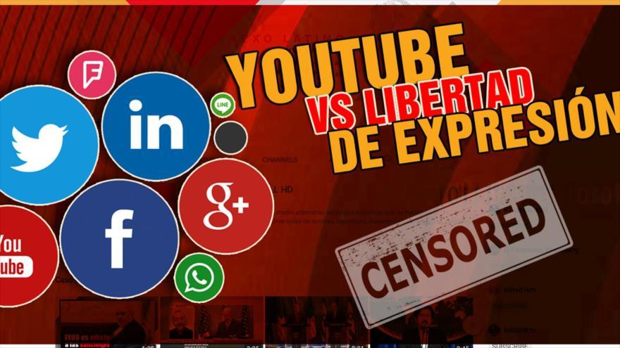 Detrás de la Razón; ¿Qué esconde YouTube y Google? la conspiración de la verdad: de Kennedy a Trump