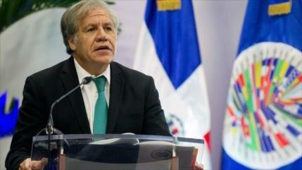 Almagro pide a países de América Latina que sancionen a Venezuela