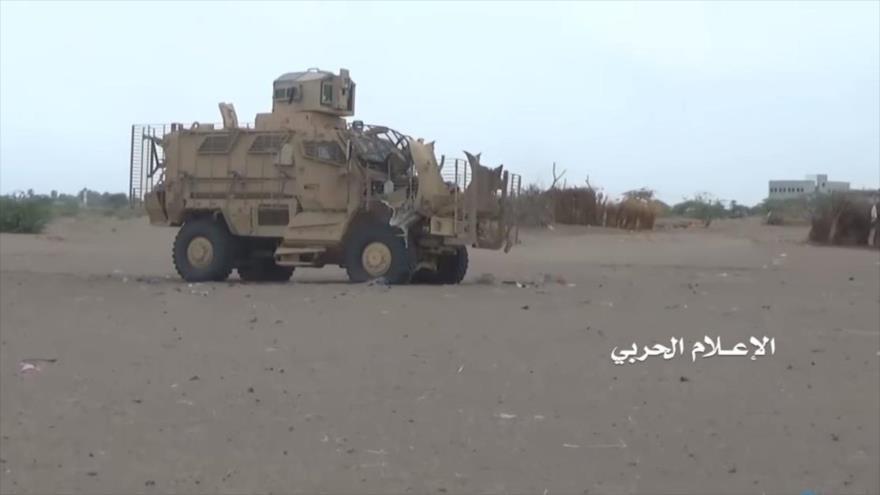 Ejército yemení se apodera de dos bases militares de Arabia Saudí