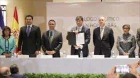 En Honduras inicia el diálogo nacional