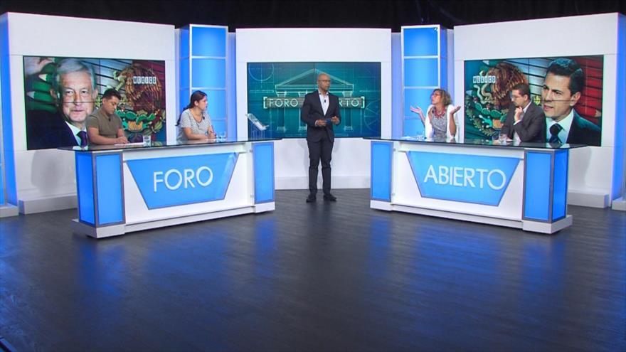 Foro Abierto; México: revocarán reforma educativa de Peña Nieto