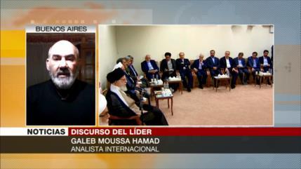 Moussa Hamad: Líder Iraní tenía razón, 'Occidente no es de fiar'
