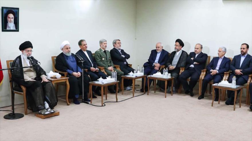 Líder: Irán saldrá de pacto nuclear, si no preserva sus intereses | HISPANTV