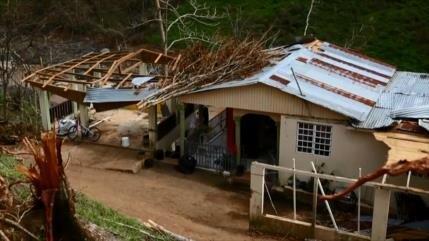 Se revela la realidad tras el huracán María en Puerto Rico