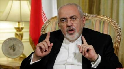 Zarif denuncia 'descarada' amenaza de Netanyahu de atacar Irán