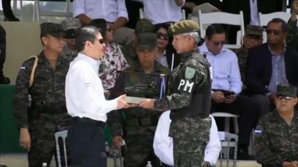 Policía Militar hondureña cumple 5 años inmersos en señalamientos