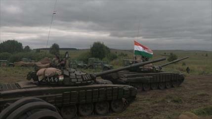 La OCS realiza ejercicios antiterroristas a gran escala en Rusia