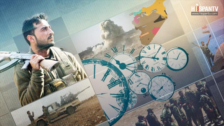 10 Minutos: Curso de la guerra en Siria