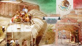 Cámara al Hombro: La espera de los migrantes en México