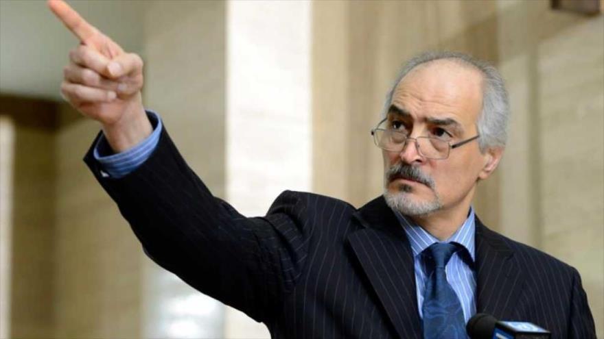 Siria critica al jefe de ONU por ponerse del lado de agresores