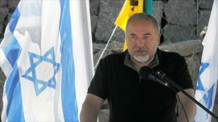 Lieberman: guerra contra HAMAS en Gaza costará caro a Israel