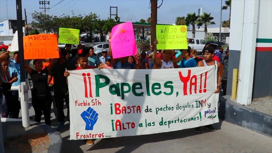 México también separa a familias migrantes, pero no de sus hijos