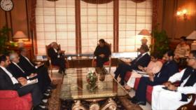 Canciller iraní viaja a Paquistán para reforzar lazos bilaterales