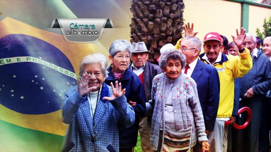 Cámara al Hombro: El abandono de los ancianos en Brasil