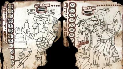 Códice Maya de México es manuscrito más antiguo de América