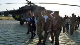 EEUU desafía a Rusia y anuncia que venderá más armas a Ucrania