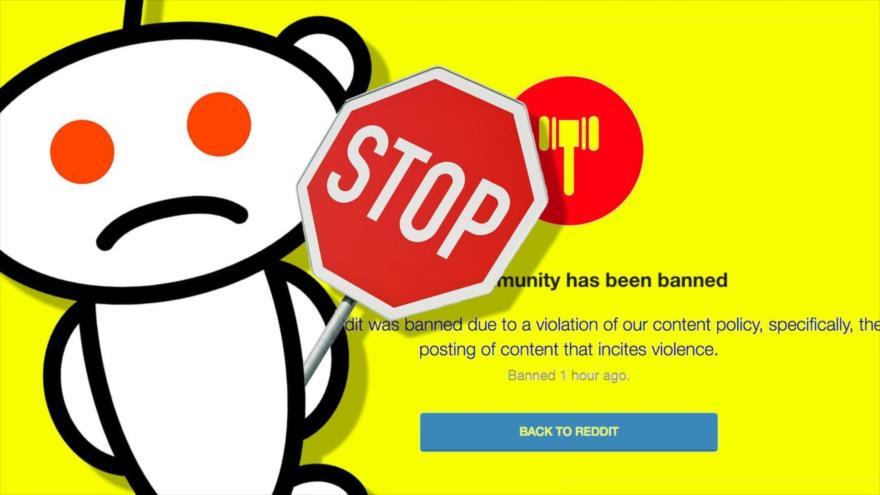 Reddit se une a la campaña de censuras contra Irán y borra 143 cuentas