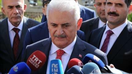 Turquía promete no rendirse ante 'chantajes y amenazas' de EEUU