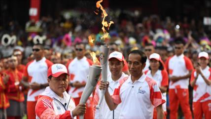Indonesia busca organizar Juegos Olímpicos de verano 2032