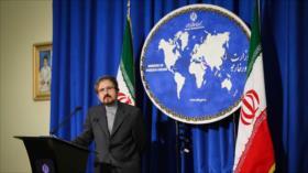 Irán desmiente informe sobre envío de misiles balísticos a Irak