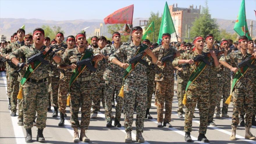 Fuerzas del Basich iraní comienzan simulacros en todo el país | HISPANTV