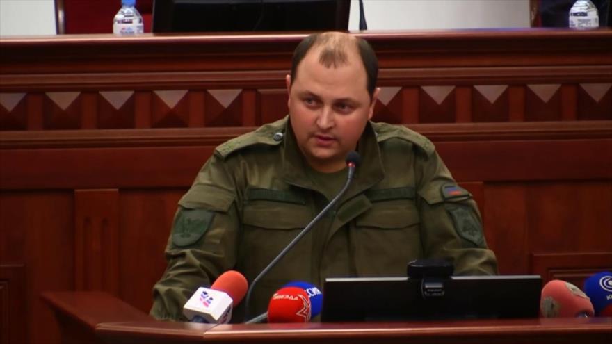 Rusia denuncia asesinato de líder independentista ucraniano