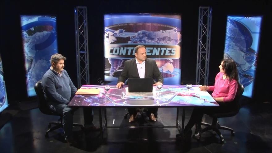 Continentes; Sonia Winer y Julio Tannous: Cascos Blancos ¿rescatistas o terroristas?