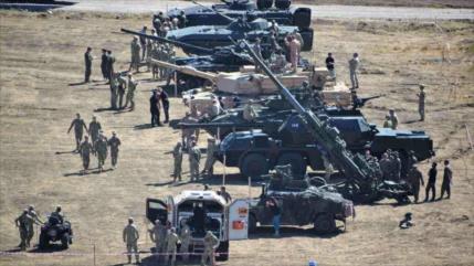 OTAN y Ucrania inician maniobras militares para contrarrestar a Rusia
