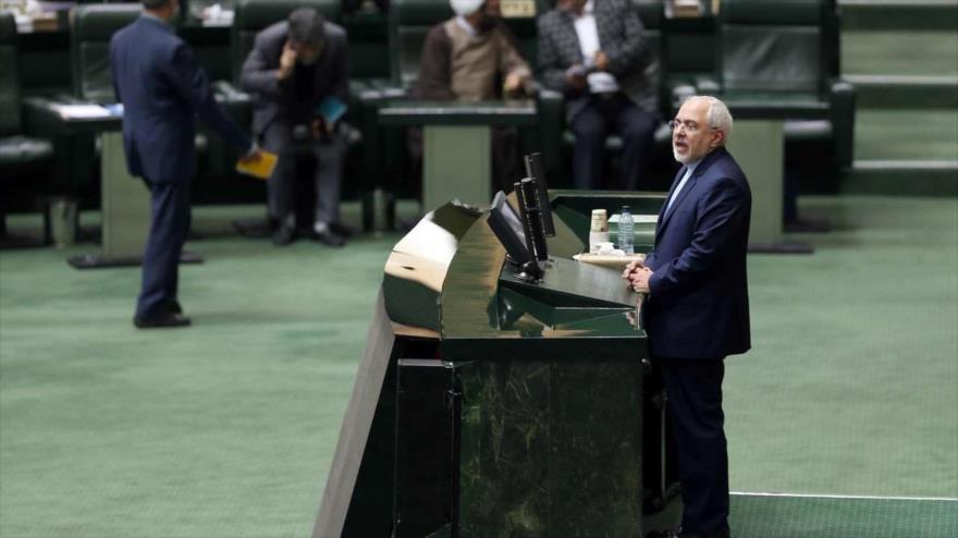 Zarif: Occidente convierte Oriente Medio en depósito dearmas destructivas