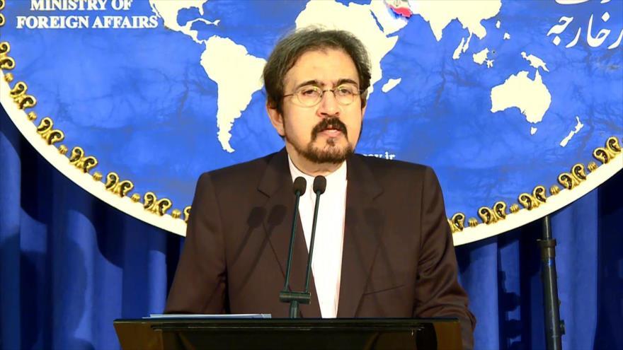 Irán carga contra la presencia militar de EEUU en Oriente Medio