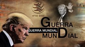 Detrás de la Razón: Trump quiere destruir la organización del mundo ¿el miedo a China?