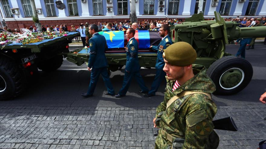Independentistas alertan de plan de ataque de EEUU al este de Ucrania