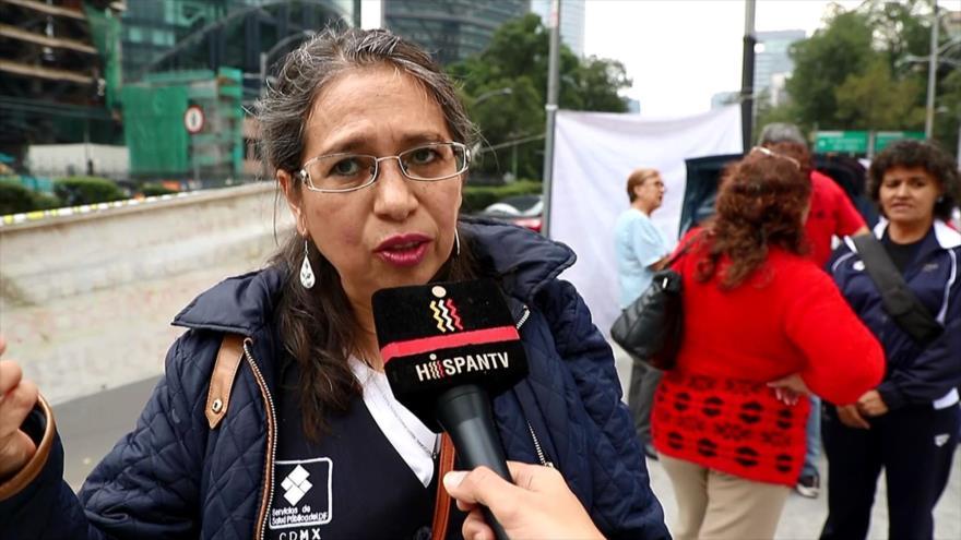 Mexicanos rechazan imposiciones estadounidenses en TLCAN