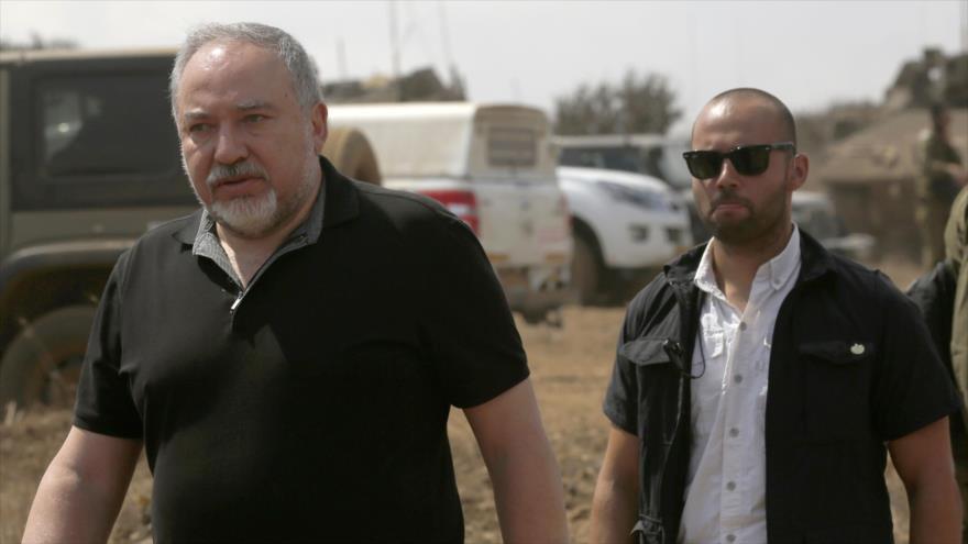 Lieberman quiere llevar a Palestina 3,5 millones de colonos más