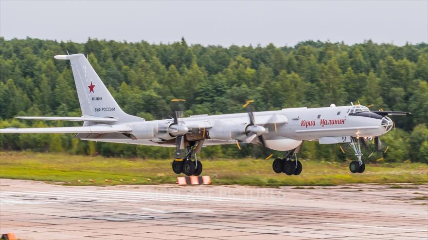 Rusia despliega dos aviones de guerra antisubmarina en Siria