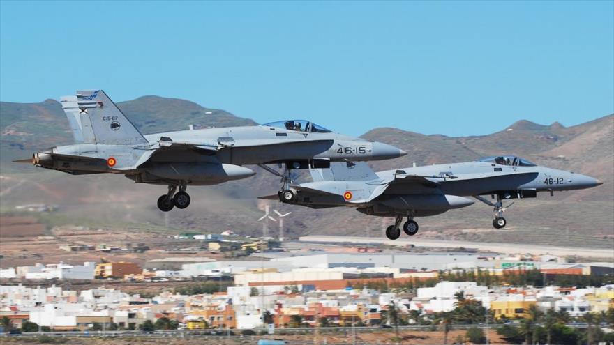 España envía a Noruega gran contingente para ejercicios de OTAN