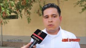 ¿Qué opinas?: El Gobierno de López Obrador busca pacificar México