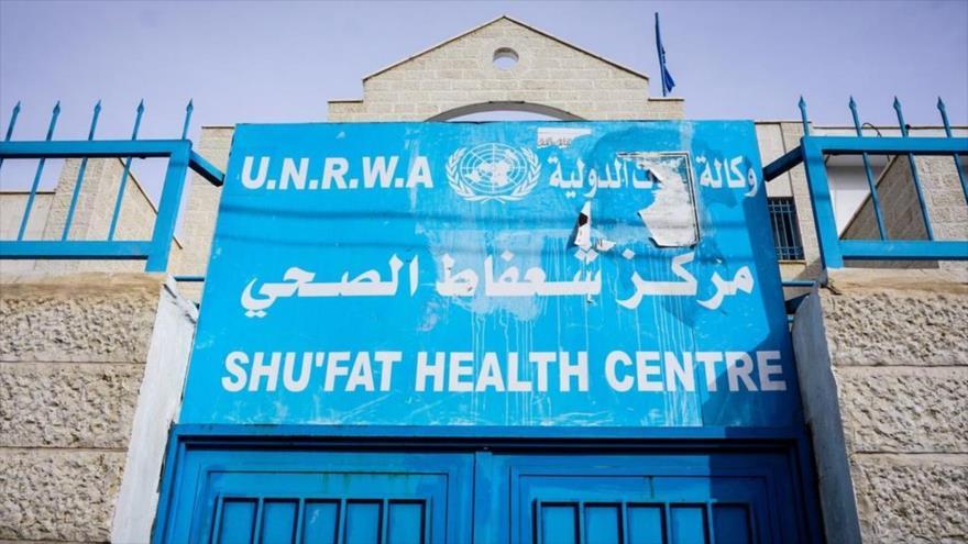 Israel anuncia expulsión de funcionarios de UNRWA de Al-Quds